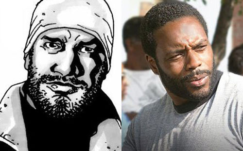 Chad Coleman to Play Tyreese on The Walking Dead