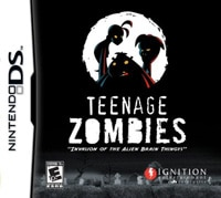 Teenage Zombies Review (click for larger image)