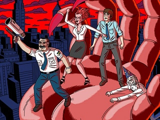 Ugly Americans: Apocalypseggedon Video Game Coming in August