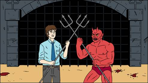 Time to Get Ugly Again! Ugly Americans Returns October 6th!