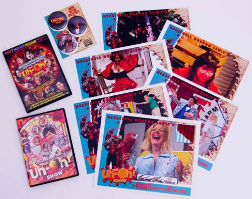 Order The Uh-Oh! Show Ultimate Deluxe DVD Super Set and Get Some Actual Gore from the Movie