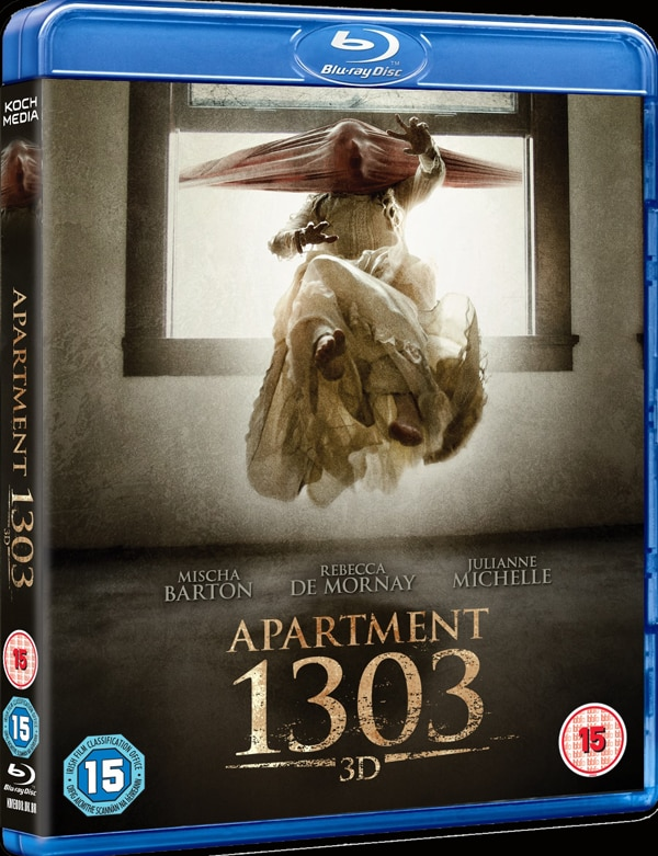 uk apt 1303 - Begin Putting the Pieces Together with an Exclusive Clip and New Still from Apartment 1303