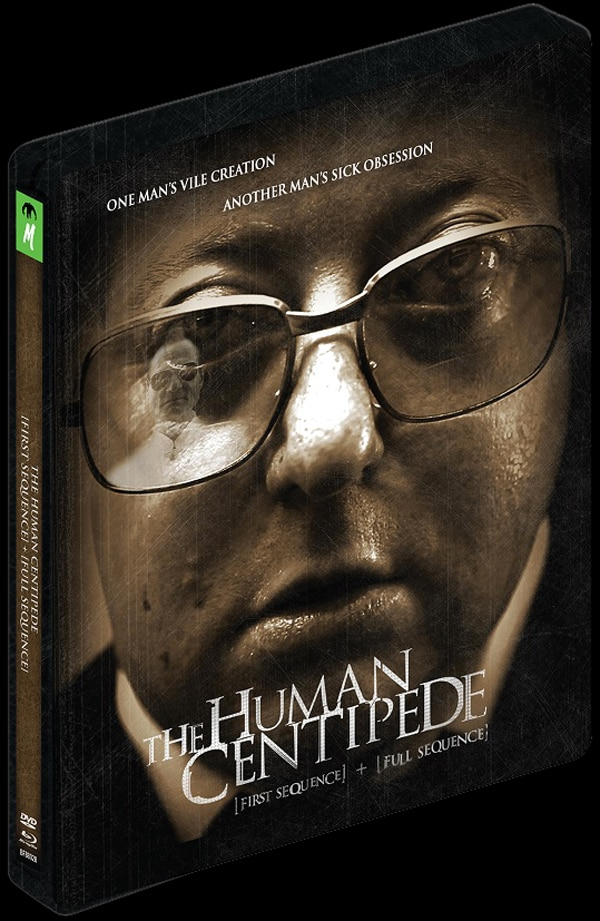 ukthc2 - Human Centipede 1 and 2 Stapled Together for UK Double-Pack