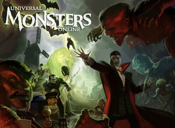 Universal Monsters Online Now In Closed Beta