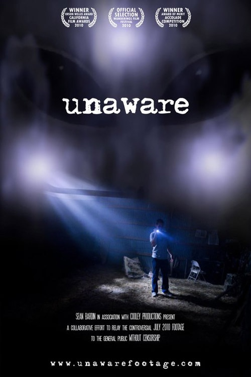 unaware - Unaware of this Latest Found Footage Alien Flick? Not Anymore!