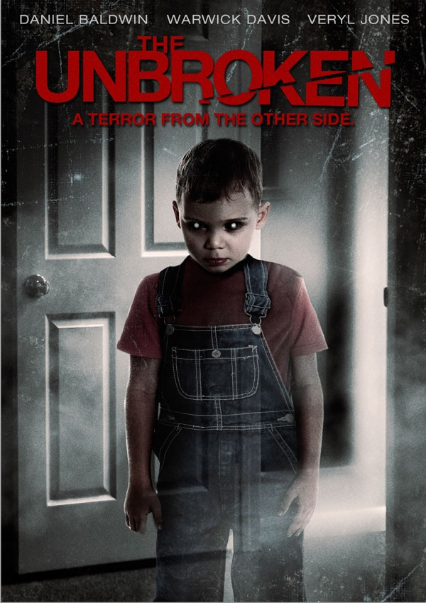 The Unbroken Unleashes New Ghost Child Terror on DVD this Summer