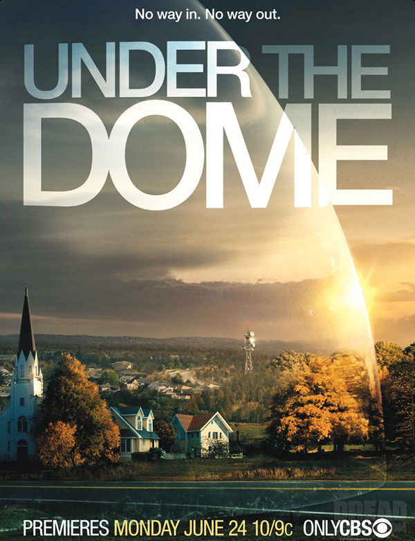 under the dome art - Two More Sneak Peeks of Under the Dome