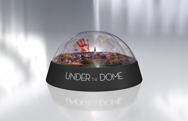 under the dome blu ray 1 - Stephen King Responds to Under the Dome Changes; Blu-ray Box Set Packaging Leaked