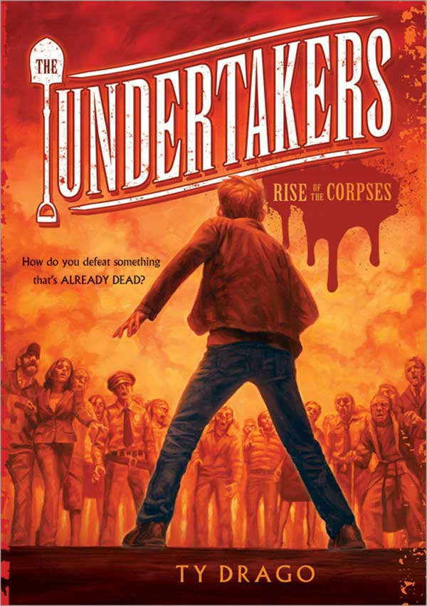 Ty Drago's The Undertakers Being Adapted for the Big Screen by Jeffrey Reddick