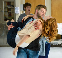 underthedome111s - Get a Sneak Peek of Under the Dome Episode 1.11 - Speak of the Devil