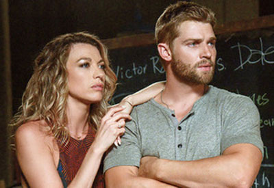 Under the Dome Blow-Out! Ep. 1.06 (The Endless Thirst) Images & Preview; First Look at Natalie Zea; SDCC Panel Video
