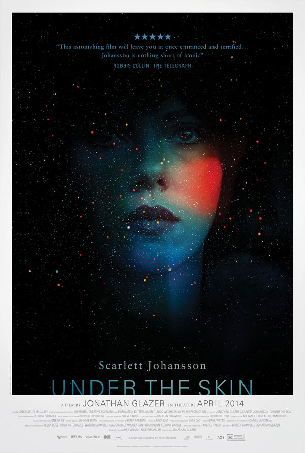 Under the Skin - US Poster
