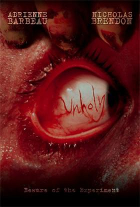 Unholy comes to DVD September 4th!