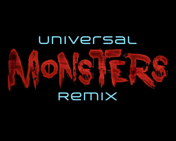 The Universal Monsters Remix Halloween Horror Nights