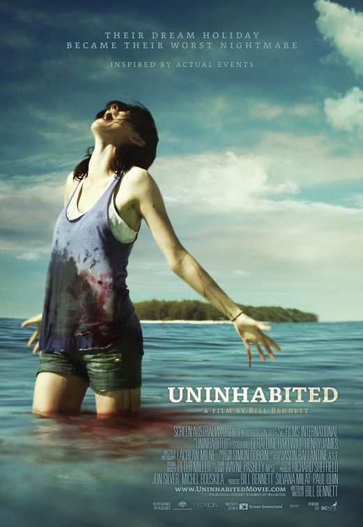 Two New One-Sheets: Uninhabited