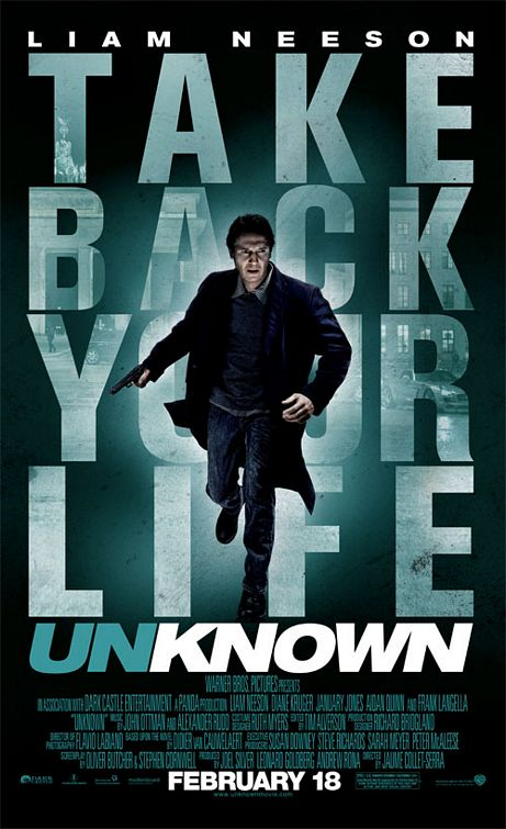 Second Unknown One-Sheet Urges You to Take Your Life Back