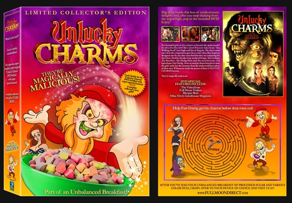 unlucky charms 2 - Full Moon Shows Off its Unlucky Charms; Available July 30th at Redbox