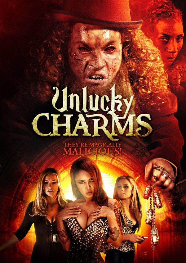 unlucky charms - Full Moon Shows Off its Unlucky Charms; Available July 30th at Redbox