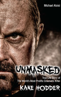unmasked - Kane Hodder Gets Unmasked in New Biography