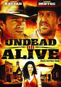 Undead or Alive DVD (click for larger image)