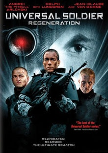 Universal Soldier: Regeneration Review