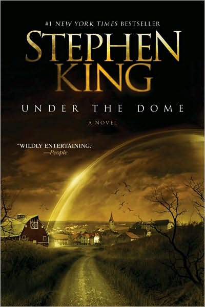 utdpaperback - Check Out the First Footage from Under the Dome