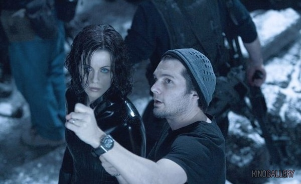 New Behind-the-Scenes Imagery - Underworld 4: New Dawn 3D