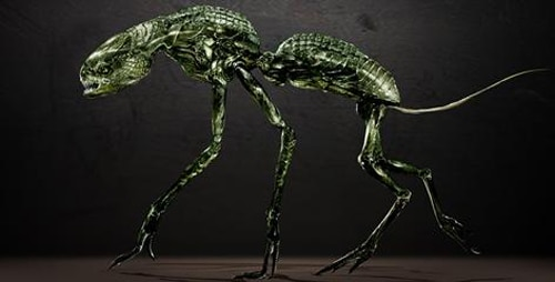 New V Aliens Exposed! Not Your Father's Alien Visitor!