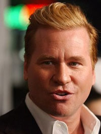 Val Kilmer signs for The Thaw!