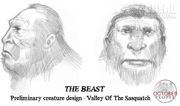 valley of the sasquatch 0 - Exclusive: First Look at Upcoming Bigfoot Flick Valley of the Sasquatch
