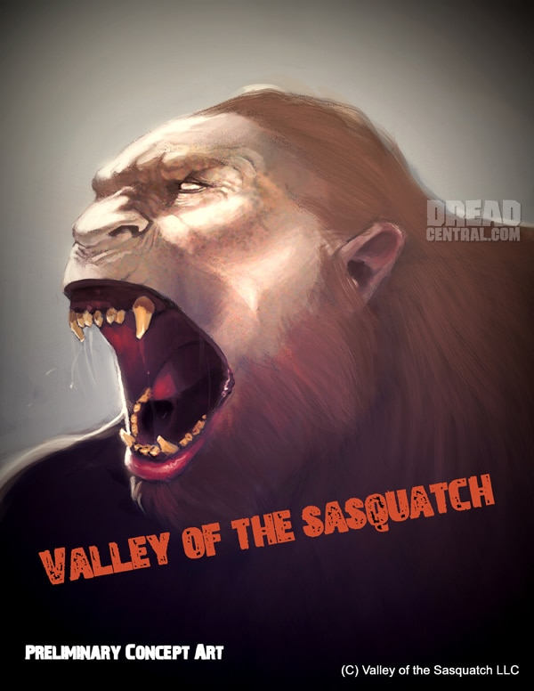 valley of the sasquatch 2 - Exclusive: First Look at Upcoming Bigfoot Flick Valley of the Sasquatch