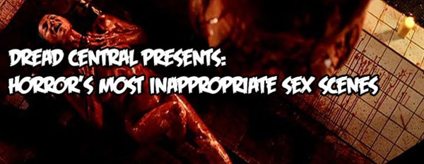 NSFW: Dread Central Presents: Horror's Most Inappropriate Sex Scenes