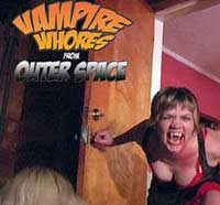 Vampire Whores from Outer Space Hits VHS... Yes, VHS!