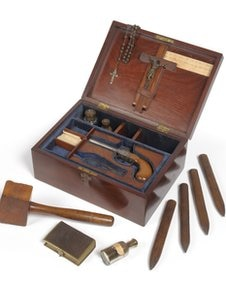Antique Vampire Hunter Kit Sells for Big Bucks at British Auction