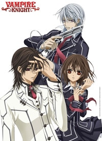 Voice Actors Named for Animated Series Vampire Knight