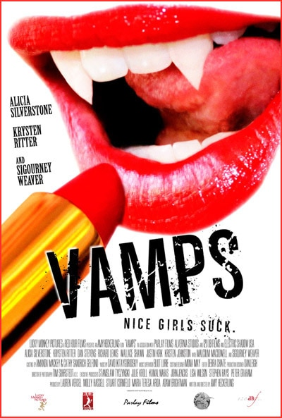 vampos - Anchor Bay Finally Announces its Vamps Release Plans