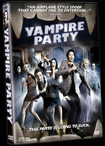 Vampire Party on DVD