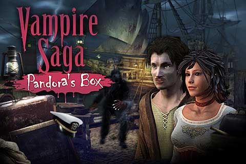 Vampire Saga: Pandora's Box Game Available for iPhone and iPad