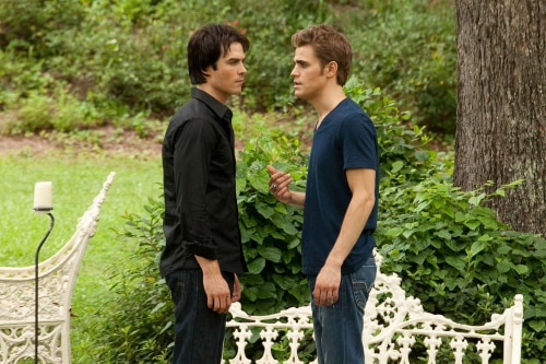 First Images from the CW's Vampire Diaries