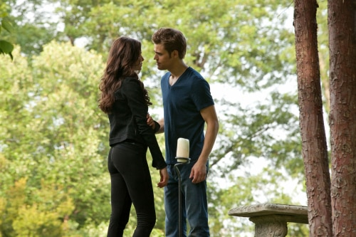 Stills from The Vampire Diaries Season Two Premiere
