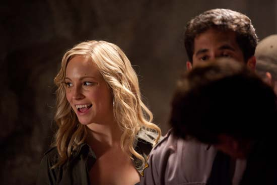Go Behind the Scenes of The Vampire Diaries Episode Kill or Be Killed; Watch & Tweet TONIGHT!
