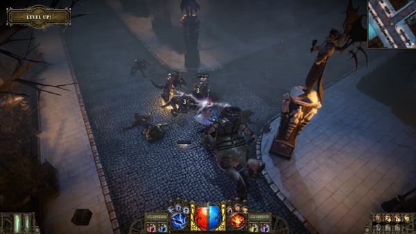 vh4 - New Screenshots Revealed for The Incredible Adventures of Van Helsing
