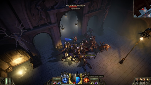 vh5 - New Screenshots Revealed for The Incredible Adventures of Van Helsing