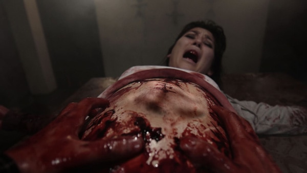 V/H/S/2 Distro News! Celebrate with a Bloody New Still