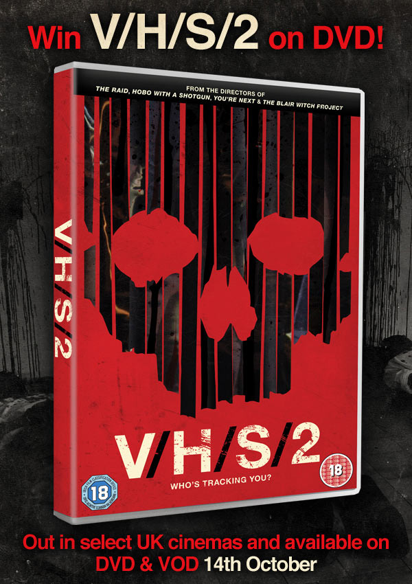 Badass First One-Sheet for V/H/S/2