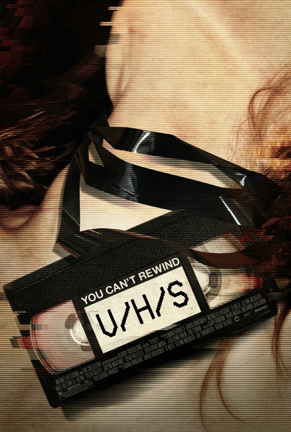 Get Choked Out By New V/H/S Poster