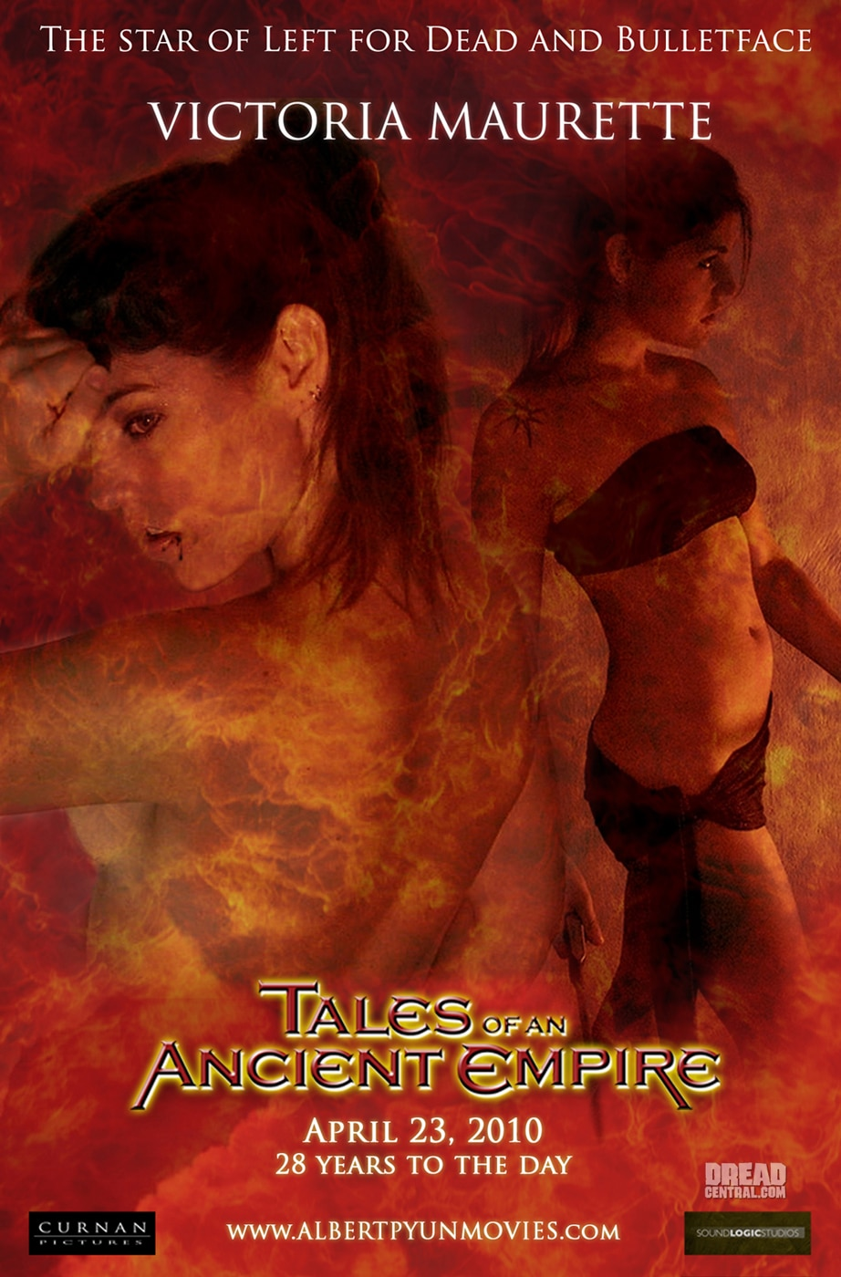 More Details on Victoria Maurette's Character in Tales of an Ancient Empire