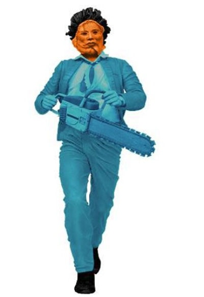 Freddy In Space Gives the Atari Versions of Michael Myers and Leatherface the Action Figure Treatment!