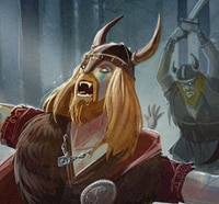 Beards Will Be Bloodied in Viking Vampire
