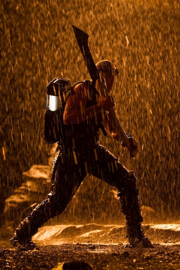 New Riddick Image Steps Up to the Plate